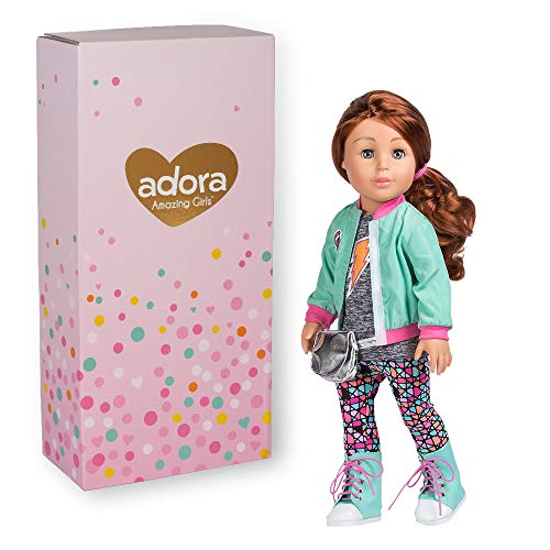 Adora Amazing Girls 18-inch Doll, ''Sam'' (Amazon Exclusive)