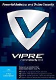 ThreatTrack Security VIPRE Internet Security 2015 [Key Card] [Old Version]