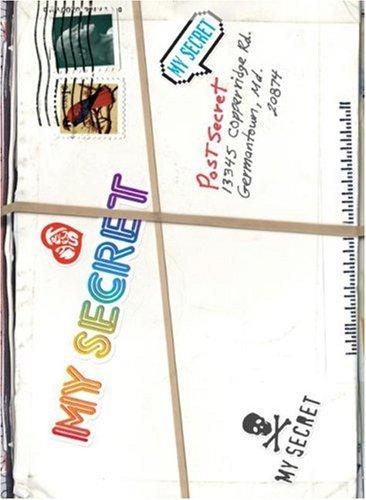 My Secret: A PostSecret Book - Book  of the PostSecret
