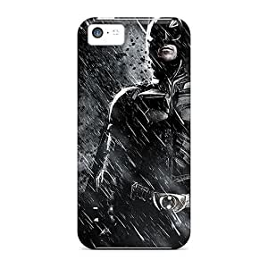 Iphone Case - pc Case Protective For Iphone 5c- Batman In The Dark Knight Rises