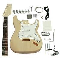 Saga Build your own SC Guitar Kit