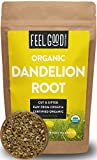 Organic Dandelion Root - Cut...