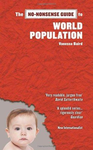 The No-Nonsense Guide to World Population (No-Nonsense Guides)