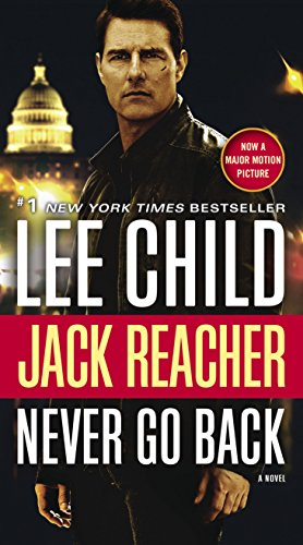 Image result for Jack Reacher: Never Go Back book