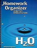 img - for Homework Organizer: Assignment Notebook & Guide book / textbook / text book