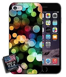 linJUN FENGLens Bokeh Light Circles Blur Rainbow iPhone 6 Hard Case