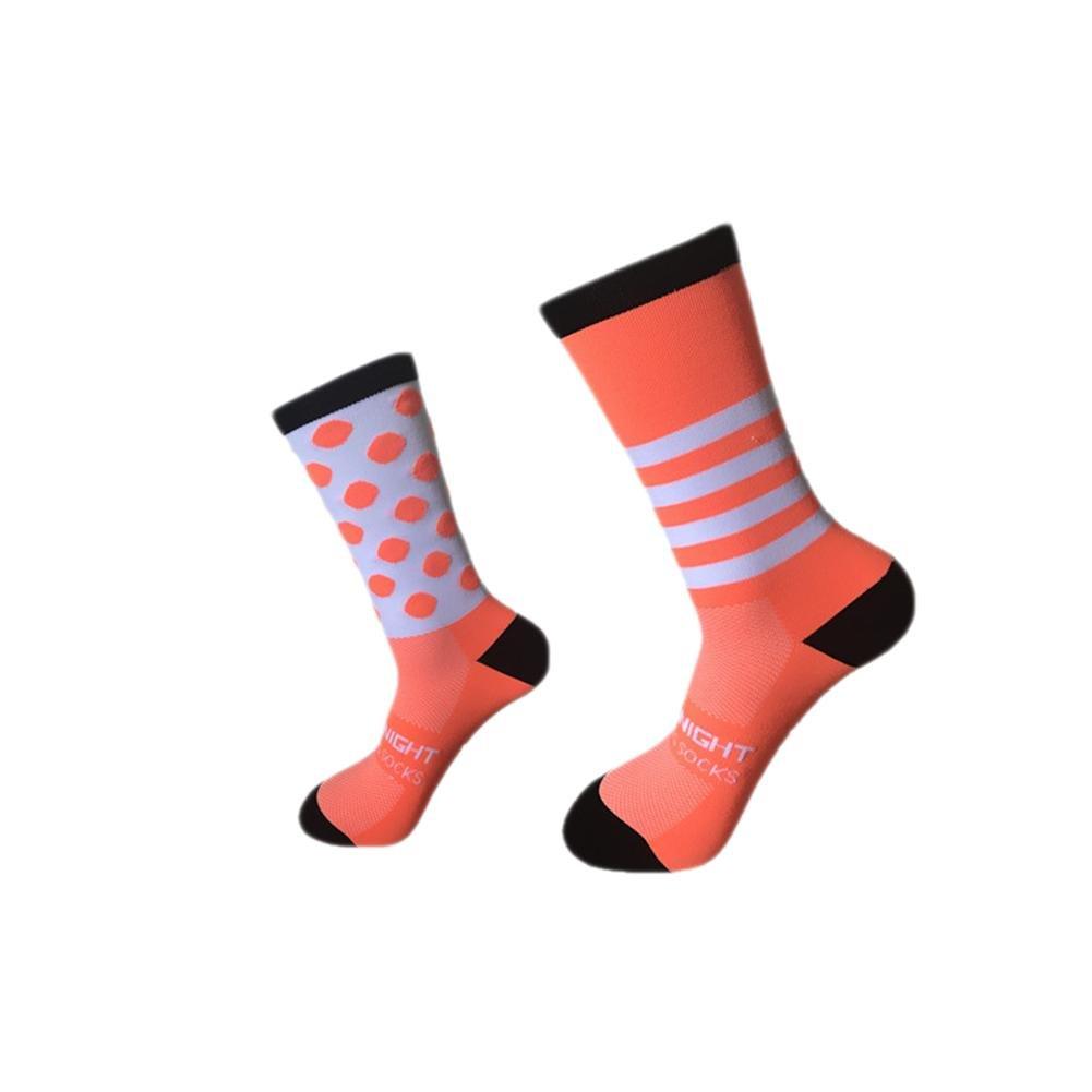 Calcetines de ciclismo SKY KNIGHT, calcetines de ciclismo para correr, cuatro temporadas, calcetines para deportes al aire libre haodene