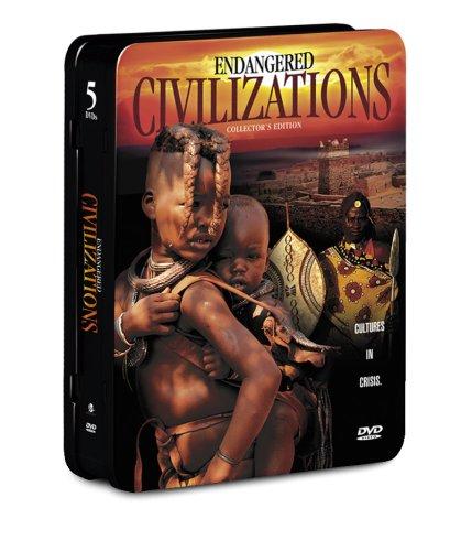 Endangered Civilizations -  DVD