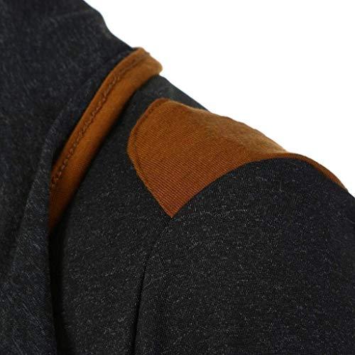 Libero Relaxed Qualit Fashion Estilo Lunghe A Donna 88 Eleganti Bobo Autunno Especial Alta Maniche Giacche Aperto Tempo Primaverile Di Coat Forcella Cardigan qf11SxC0