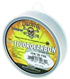 Cheap Calcutta Ultra 30 Yards Leader Fluorocarbon Line, 40 Pounds