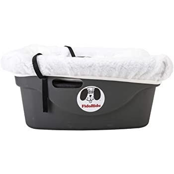FidoRido Bathtub, Basket Bed, and Booster Dog Car Seat