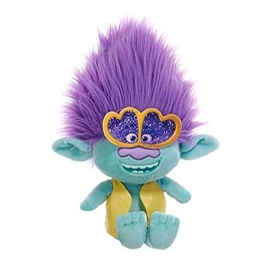 "Retro Styler Trolls World Tour Branch 12"" Plush Toy: Toys & Games"
