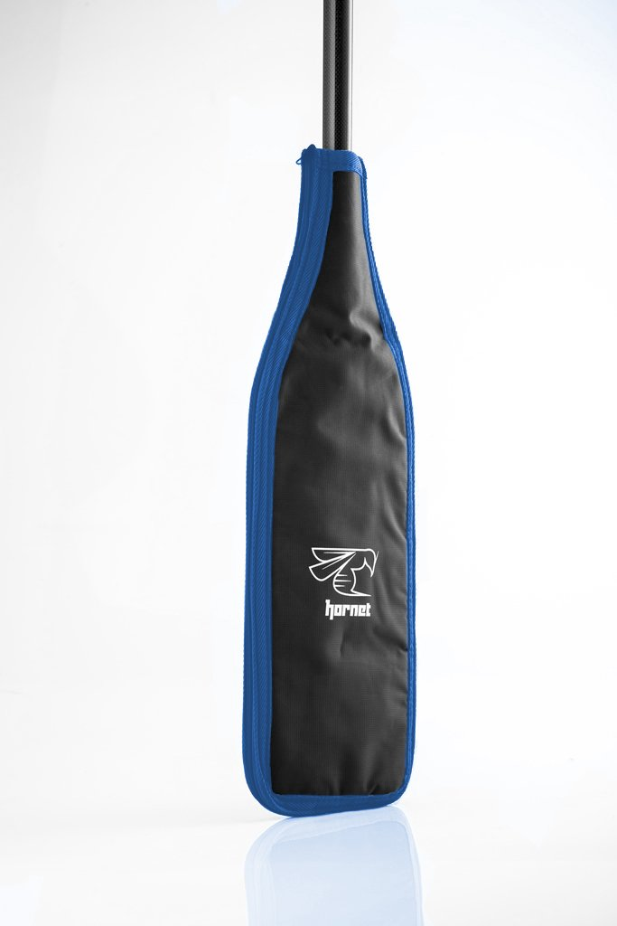 Hornet Watersports Blade Cover for Dragon Boat Paddle (Black/Blue/Silver) … by Hornet Watersports (Image #2)