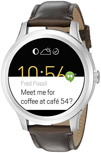 Fossil Q Founder Brown LeatherTouchscreen Smartwatch