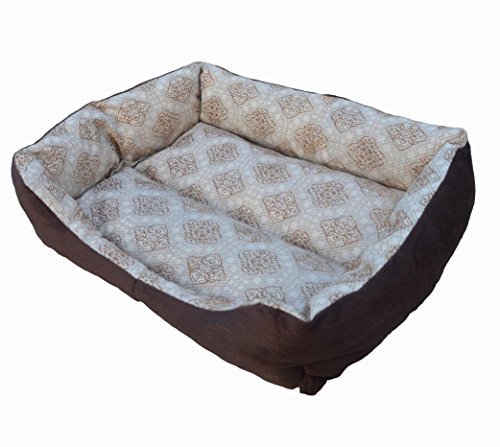KTROMAN Dog CAT Bed, Dog Beds Dogs Kennels Waterproof Dogs Bed Fit Medium Sized Dog Cat Anti-bite soft Bed Kennels (M) 70 x 50 x 14cm by KTROMAN (Image #6)