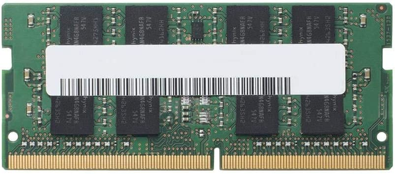 Genuine 862398-850 8GB DDR4 PC4-19200, 2400MHz, 260 PIN SODIMM, CL 17, 1.2V, ram Memory Module, M471A1K43BB1-CRC