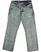 Axel Mens Treadwell Relaxed Straight Jeans 30X30 Kensington