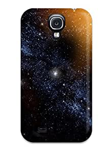 Galaxy S4 Cover Case - Eco-friendly Packaging(space Art )