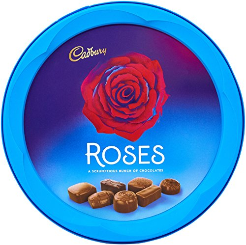 Cadbury Roses Original Cadbury Roses Tub Imported From The UK England The Very Best Of British Traditional Chocolate Sweets Full Of Individually Wrapped Milk Chocolates British Candy