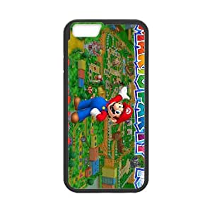 iPhone 6 Plus 5.5 Inch Cell Phone Case Black Mario Party 10 015 Vzdtr