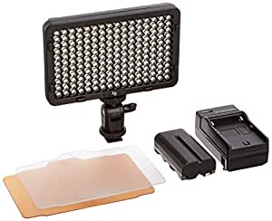 Limo176 Pcs Led Light For Dslr Camera Camcorder Continuous Light