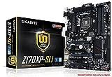 Gigabyte LGA 1151 Z170 2-Way SLI UEFI DualBIOS ATX DDR4  ATX DDR4 NA Motherboards GA-Z170XP-SLI
