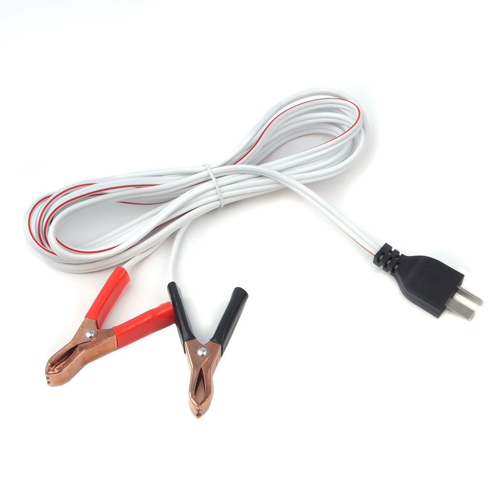 BougeRV Generator DC Charging Cables for Honda Generator 16AWG with