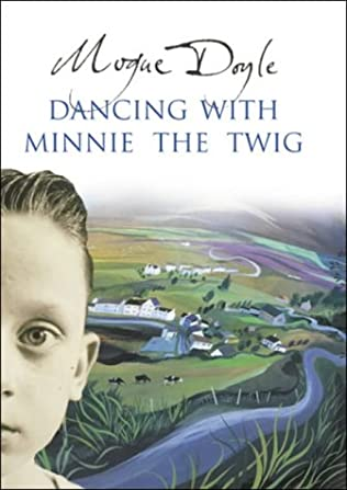 book cover of Dancing with Minnie the Twig