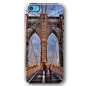 Brooklyn Bridge New York City Case For Ipod Touch 5 Cover Armor Phone Case