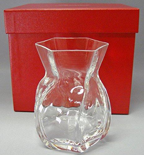 バカラ BACCARAT コローユ 花瓶 ベース 2101433 [並行輸入品] B00C2HOX6Q