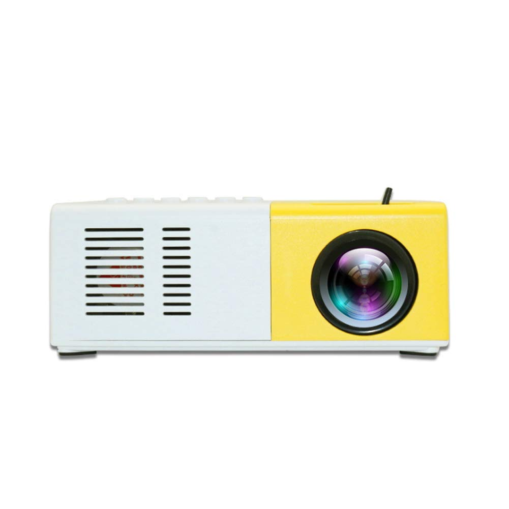 HBOY Projector Mini Mini HD Micro Projection 1080P Office Home Entertainment Portable by HBOY