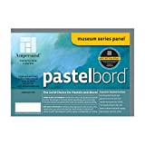 Pastelbord Assorted 1/8 Inch 4/Pack