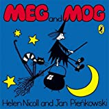 Meg and Mog by Nicoll Helen (2004-06-01) Board book
