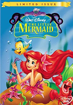 the little mermaid limited issue