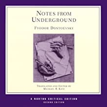 Notes from Underground Audiobook by Fyodor Dostoevsky, Michael R Katz - translator Narrated by Ken Kliban