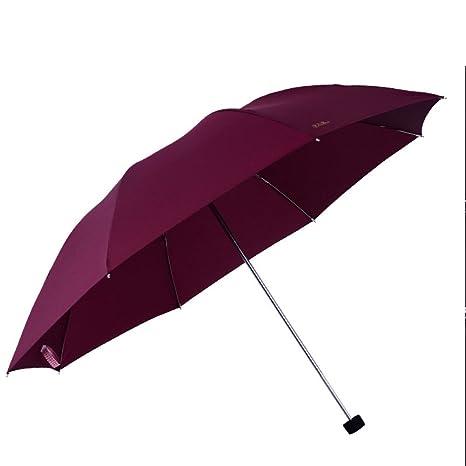 Resistentes al viento Compacto de sombrillas,Impermeable Paraguas plegable,Business Secado rápido Aire libre