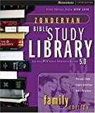Zondervan Bible Study Library: Family Edition 5.0