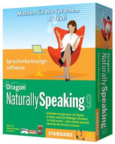 Dragon NaturallySpeaking Standaard A309P-W00-9.0