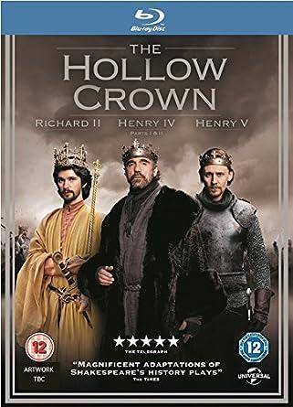Amazon Com The Hollow Crown Series Season 1 Blu Ray Ben Whishaw Jeremy Irons Movies Tv