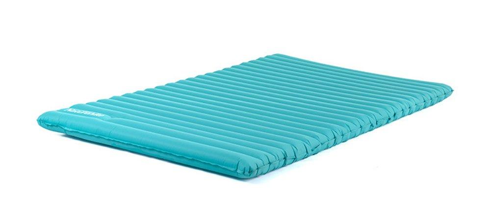 Aufblasbare Matratzen Outdoor Trekking Luftmatratze Faltbar Selbstaufblasbare Thermomatte Schlafmatratze Bed