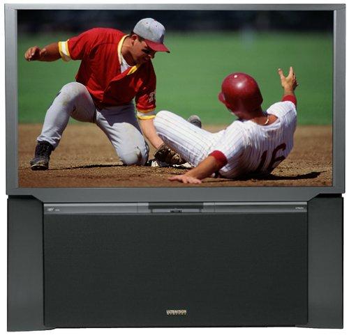 hitachi 65 tv. amazon.com: hitachi 65swx20b 65-inch 16:9 projection hdtv-ready tv: electronics 65 tv -