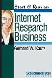 Start & Run an Internet Research Business (Start & Run Business Series)