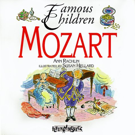 Mozart (Famous Children Series) by Brand: Barron's Educational Series