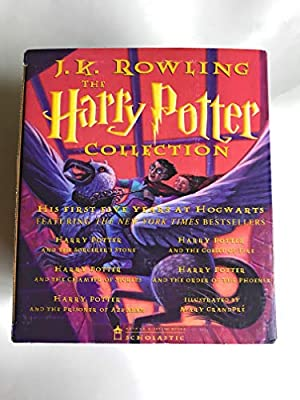 The Harry Potter Collection: The First Five Breathtaking ...