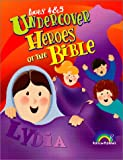 Undercover Heroes of the Bible, Donna McKinney and Angela Herrmann, 1584110104