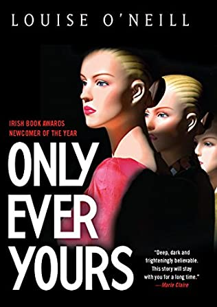 book cover of Only Ever Yours