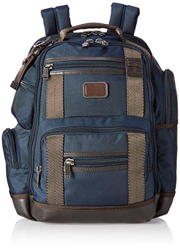 Tumi Kingsville Deluxe Brief Pack®, Ventiquattrore Donna, Blu (Blu) - 0222382NVY2