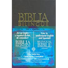 Spanish-English Bilingual Bible-PR-VP/Gn-Catholic