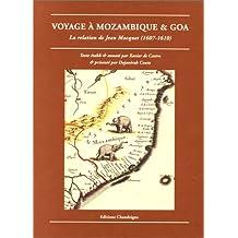 Voyage à Mozambique & Goa