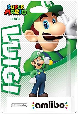 Nintendo - Colección Super Mario: Amiibo Luigi: Amazon.es ...